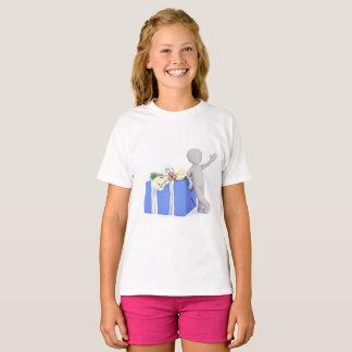 Skjortor för gåva T T Shirt