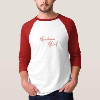 Skjortor för Gresham flickautslagsplats Tröjor
