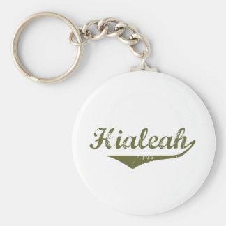 Skjortor för Hialeah revolution t Nyckelringar