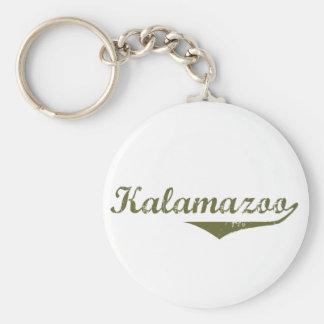 Skjortor för Kalamazoo revolution t Nyckel Ringar