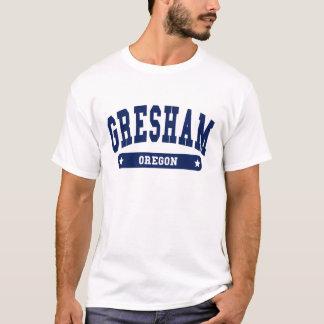 Skjortor för utslagsplats för Gresham Oregon Tee Shirt