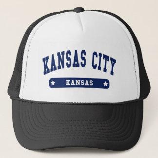Skjortor för utslagsplats för Kansas City Kansas Keps