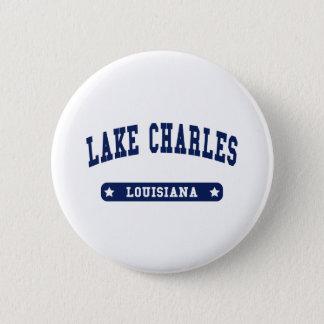 Skjortor för utslagsplats för Lake Charles Standard Knapp Rund 5.7 Cm