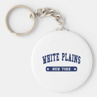 Skjortor för utslagsplats för White Plains New Yor Nyckelringar