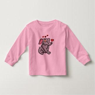 Skjortor och gåvor för ungeelefant T T-shirts