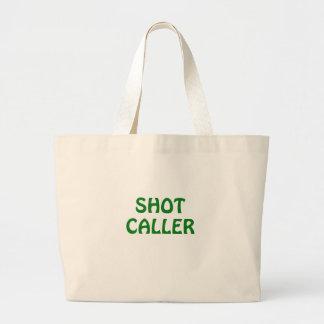 Skjuten Caller Jumbo Tygkasse