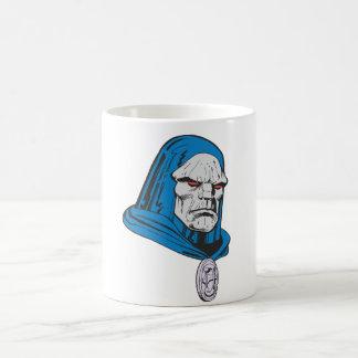 Skjutit Darkseid huvud Kaffemugg