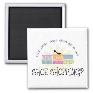 Sko shopping magnet