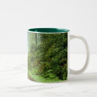 Skog Två-Tonad Mugg