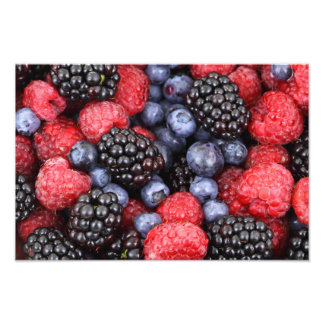Skogfruktbakgrund Konstfoto