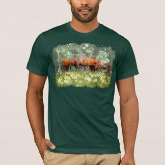 SkoghjortTshirt Tee Shirts