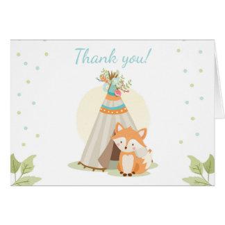 Skogsmarken tackar dig att card lantlig wow för OBS kort