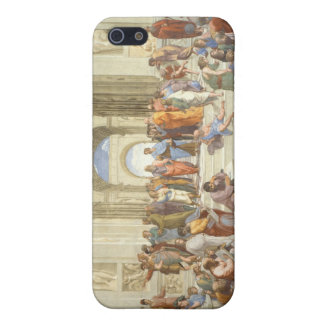 Skola av Athens iPhone 5 Cover