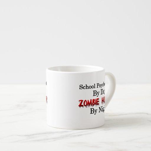 Skola den psykolog-/Zombiejägaren Espressokopp