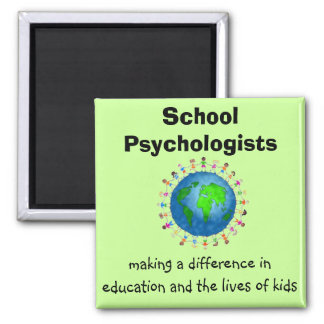 Skola psykologer skapar magneter för en skillnad