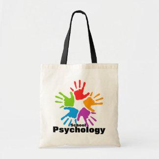 Skola psykologi är mitt hänger lös (totot) budget tygkasse