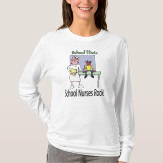 Skola sjuksköterskastenT-tröja T-shirts