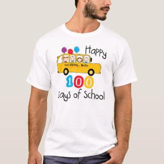 Skolbussen firar 100 dagar tshirts