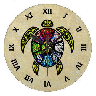 Sköldpaddaba-Gua Stor Klocka