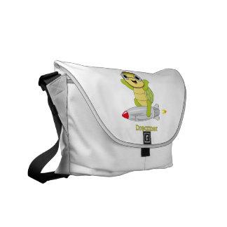 SköldpaddaDreamer™ messenger bag
