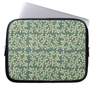 Sköldpaddamönster Laptop Sleeve