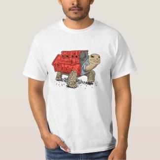 Sköldpaddamotor T-shirts