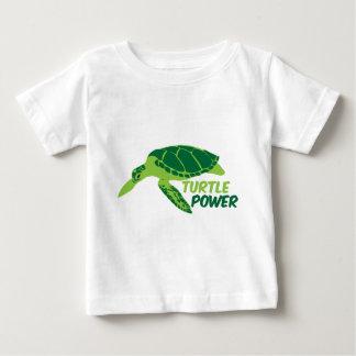 Sköldpaddan driver med den gröna sköldpaddan tshirts