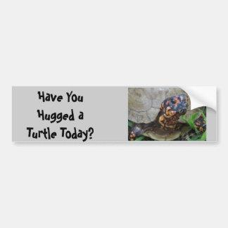 Sköldpaddan kramare bildekalet bildekal