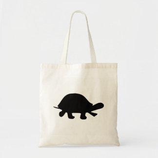SköldpaddaSilhouette Tygkasse