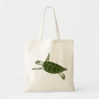 Sköldpaddatoto Budget Tygkasse
