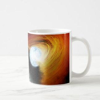 SKÖNHET AV DEN DJUPA UTRYMMEmuggen Kaffemugg