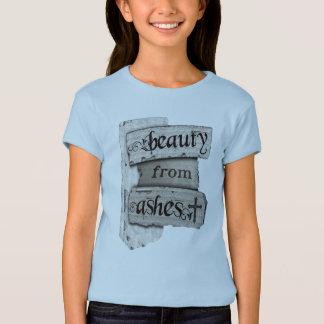 Skönhet från den kristna journalen för aska tee shirt
