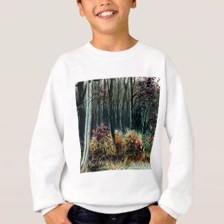 skönhet i skogen tee shirt