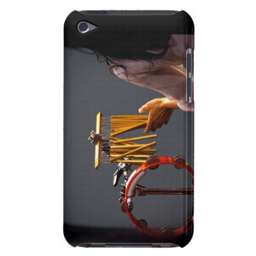 Skönhet i slagverk - original- foto iPod touch fodral