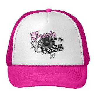 Skönhet och den Electro technoen för BAS- Trance y Baseball Hat