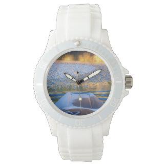 Skönhet på is armbandsur