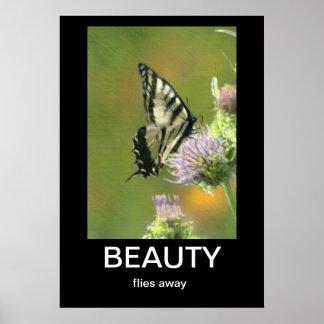 SkönhetDemotivational affisch Poster