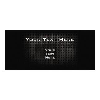 Skönhetsmedel; Gullig svart Reklamkort