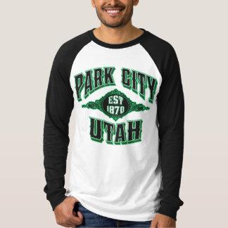 Sköt Park City pengar Tröja