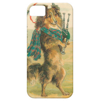 Skotsk Collie iPhone 5 Case-Mate Skal