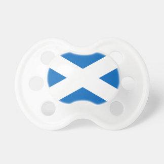 Skotsk flagga av Skottland St Andrew arg Sal Napp