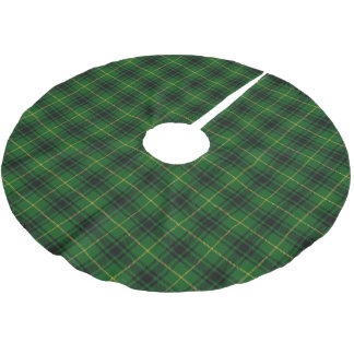 Skotsk klanMacArthur Arthur Tartan Julgransmatta Borstad Polyester