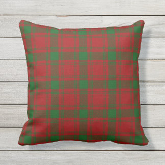 Skotsk klanMacQuarrie Tartan Kudde