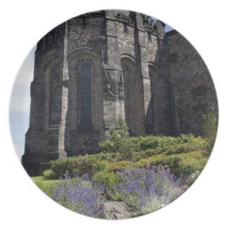Skotsk medborgarekrigminnesmärke, Edinburgh Tallrik