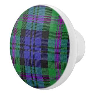 Skotsk pläd för praktklanBlair Tartan Knopp