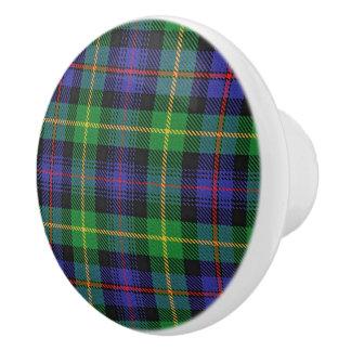 Skotsk pläd för praktklanFarquharson Tartan Knopp