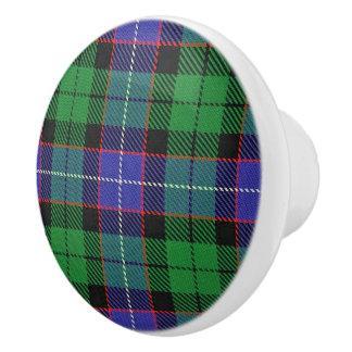 Skotsk pläd för praktklanGalbraith Tartan Knopp