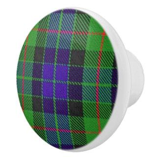 Skotsk pläd för praktklanGunn Tartan Knopp