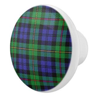 Skotsk pläd för praktklanMacEwen Tartan Knopp