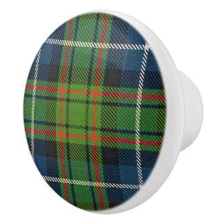 Skotsk pläd för praktklanMacRae Tartan Knopp